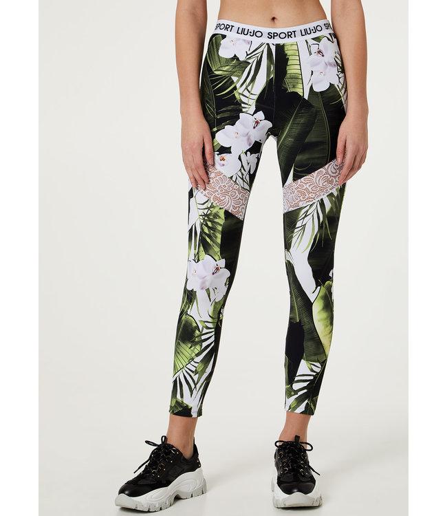 LiuJo LiuJo : Pants hopeful-Green