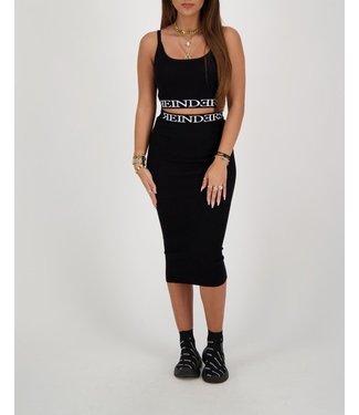 Reinders Reinders : Skirt Entarsia-Black