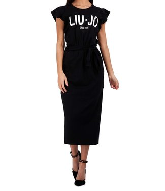 LiuJo LiuJo : Dress maxi-Black