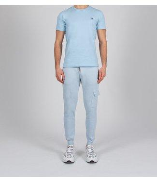 Xplicit Xplicit : T-shirt Essentiel-Light blue