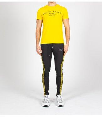 Xplicit Xplicit : T-shirt Studio-Yellow