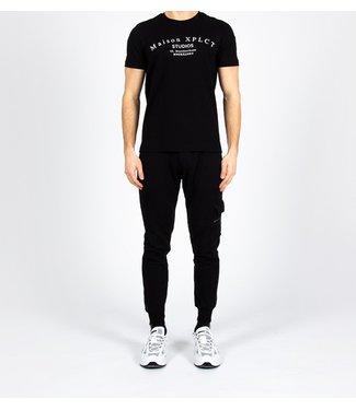 Xplicit Xplicit : T-shirt Studio-Black