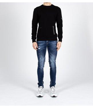 Xplicit Xplicit : Sweater Steve-Black