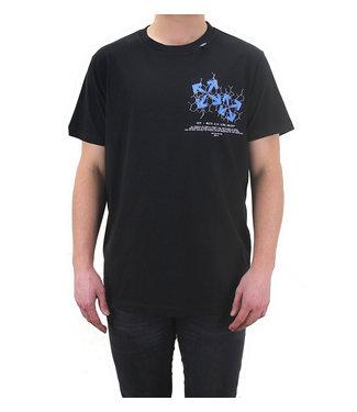 OFF-WHITE OFF-WHITE : T-shirt Fence Arrow-Black