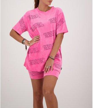Reinders Reinders :T-shirt Velvet Pink Neon
