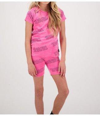 Reinders Reinders : Kids T-shirt Velvet-Pink Neon