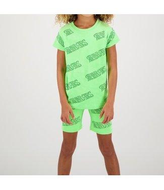 Reinders Reinders : Kids T-shirt Velvet-Neon Green
