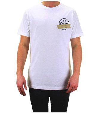 OFF-WHITE OFF-WHITE : T-shirt Tape Arrow-White