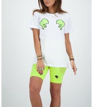 Reinders Reinders : T-shirt Reinders-White Yellow