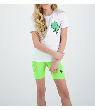 Reinders Reinders : Kids T-shirt White Neon