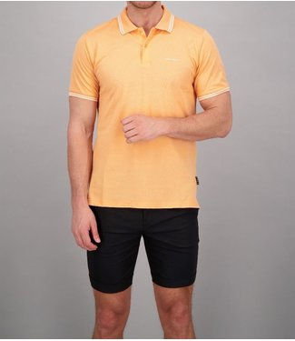 Airforce Airforce : Polo Double stripe Peach