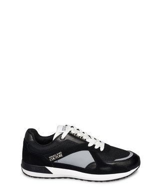 Versace Jeans couture Versace jeans : Sneaker Runlight-Black