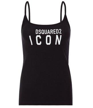 Dsquared2 Dsquared2 : Tanktop Icon Black
