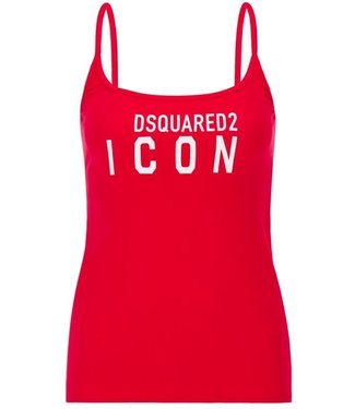 Dsquared2 Dsquared2 : Tanktop Icon Red