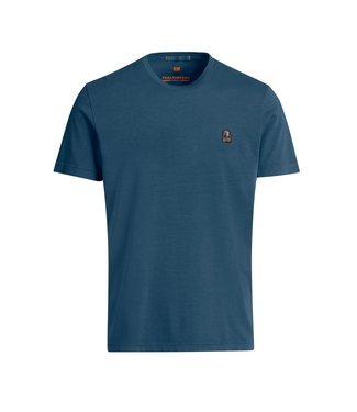Parajumpers Parajumpers : Patch tee-Blue
