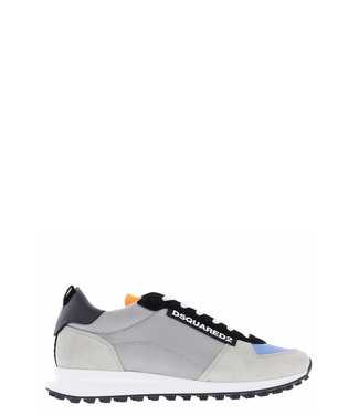 Dsquared2 Dsquared2 : Sneaker Grey/orange