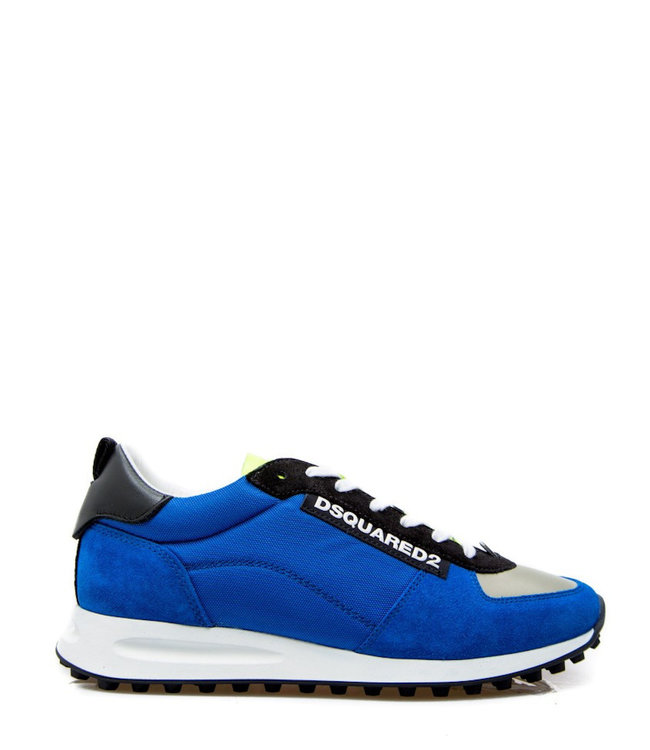 Dsquared2 Dsquared2 : Sneaker Blue/yellow