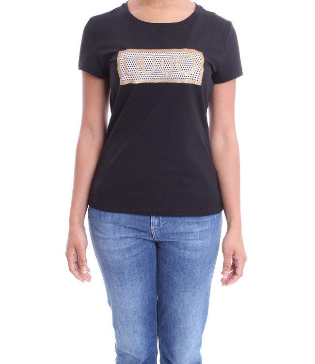 LiuJo LiuJo : T-shirt beautyful-Black