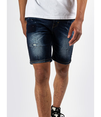 Xplicit XPLCT-Short Mars denim-Blue