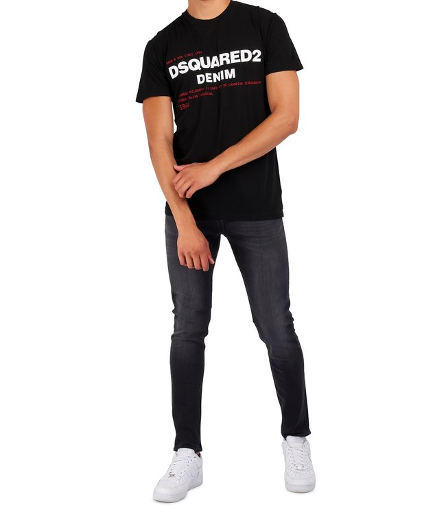 Dsquared2 Dsquared2 : T-shirt Logo Black