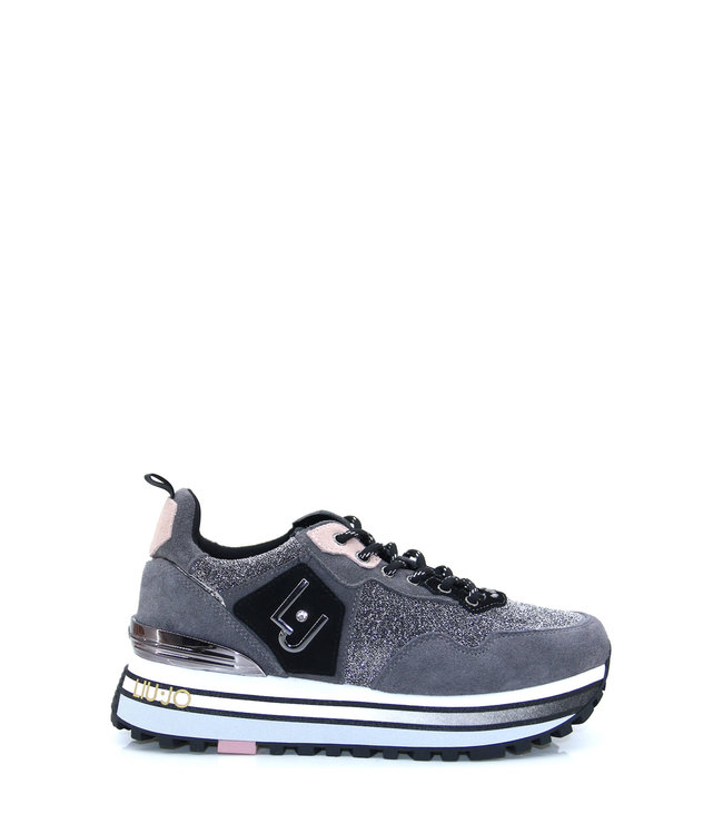 LiuJo LiuJo : Sneaker Wonder max01-Grey