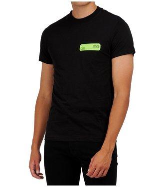Versace Jeans couture Versace Jeans : T-shirt Patch slim Black