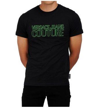 Versace Jeans couture Versace jeans : T-shirt logo Black
