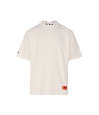 Heron Preston Heron Preston : T-shirt turtle neck СТИЛЬ-White