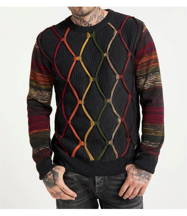 Carlo colucci CARLO COLUCCI :  Sweater Multi grey