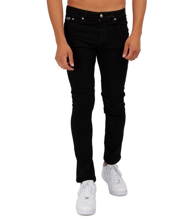 Versace Jeans couture Versace Jeans : Jeans slim milano Black