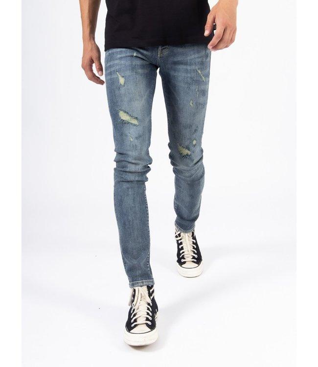 Xplicit Xplicit : Jeans Dessert-Sand wash