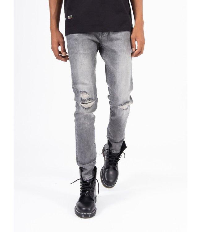 Xplicit Xplicit : Jeans Micro-Grey