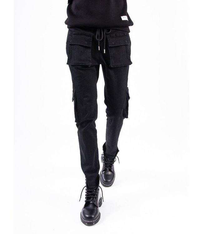Xplicit Xplicit : Pants Youth-Black
