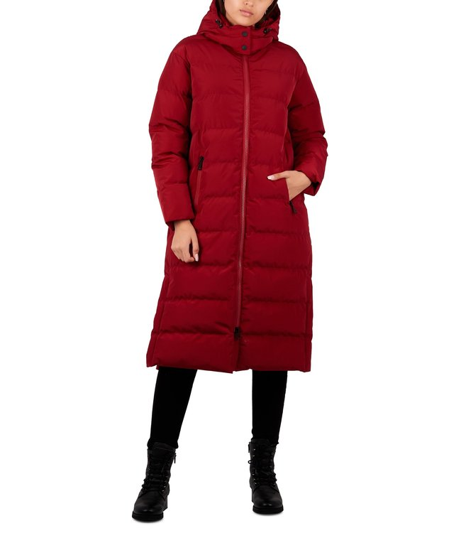 Airforce Airforce :  Grace coat-G.red
