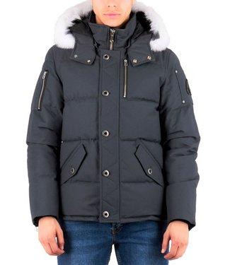 Moose knuckles Moose knuckles : 3Q Jacket Granite–Natural fur