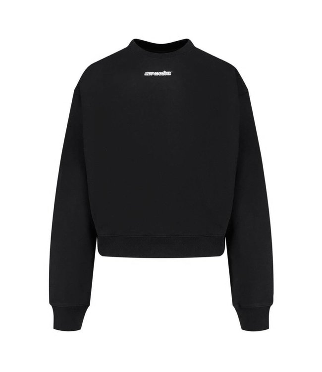 OFF-WHITE OFF-WHITE : Sweater Marker Arrows-Black