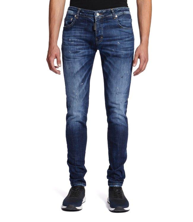 Mybrand Mybrand : Jeans Clean-Blue