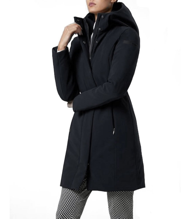 RRD RRD : Winter long lady Black-
