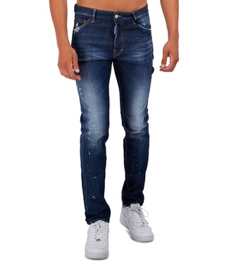 Dsquared2 Dsquared2 : Jeans cool guy-Blue
