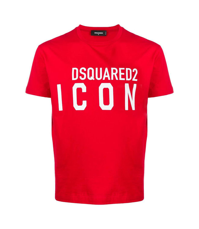 Dsquared2 Dsquared2 : T-shirt Icon-Red