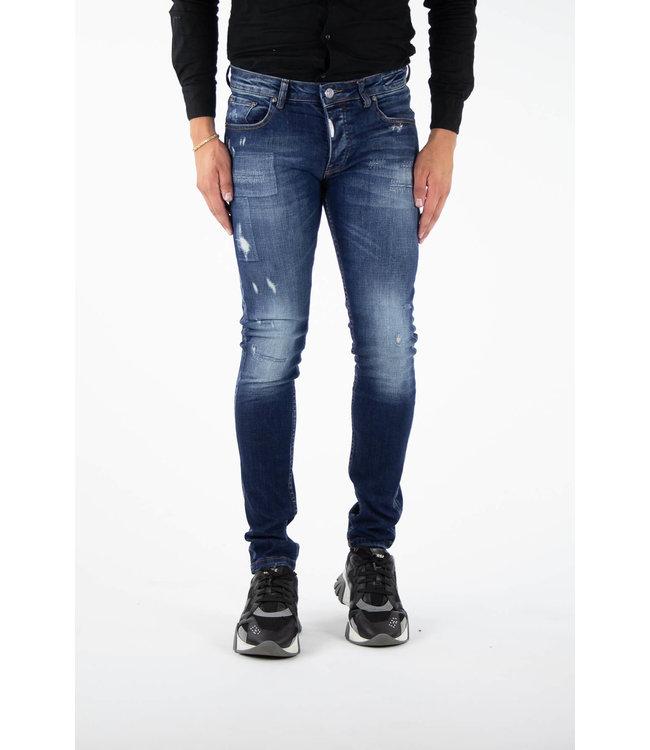 Richesse Richesse : Jeans Sorento-Blue