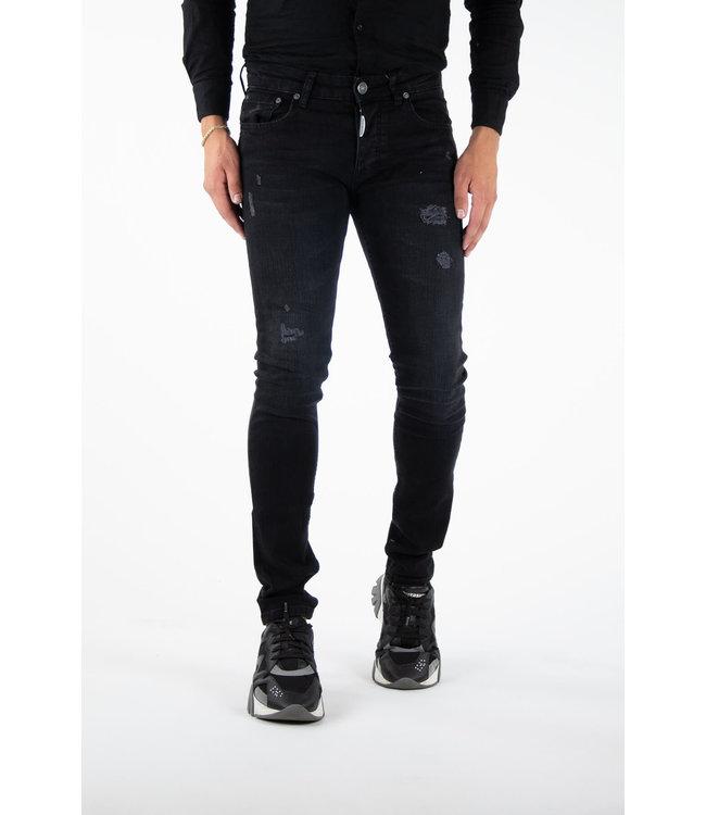 Richesse Richesse : Jeans Matera-Black
