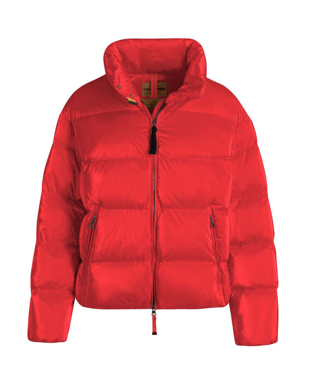 Parajumpers Parajumpers : Pia puffy Jacket-Tomato