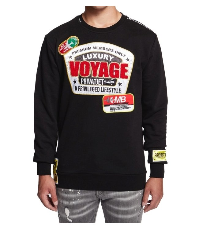 Mybrand Mybrand : Sweater voyage luxury