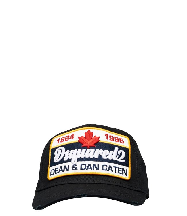 Dsquared2 Dsquared2 : Cap Family business-Black