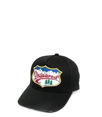 Dsquared2 Dsquared2 : Cap mountain -Black