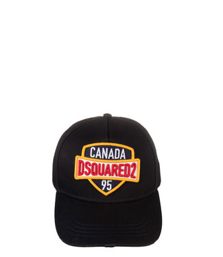 Dsquared2 Dsquared2 : Cap Canade 95-Black