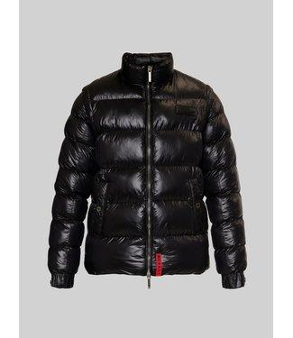 Xplicit Xplicit : Shaq jacket-Black