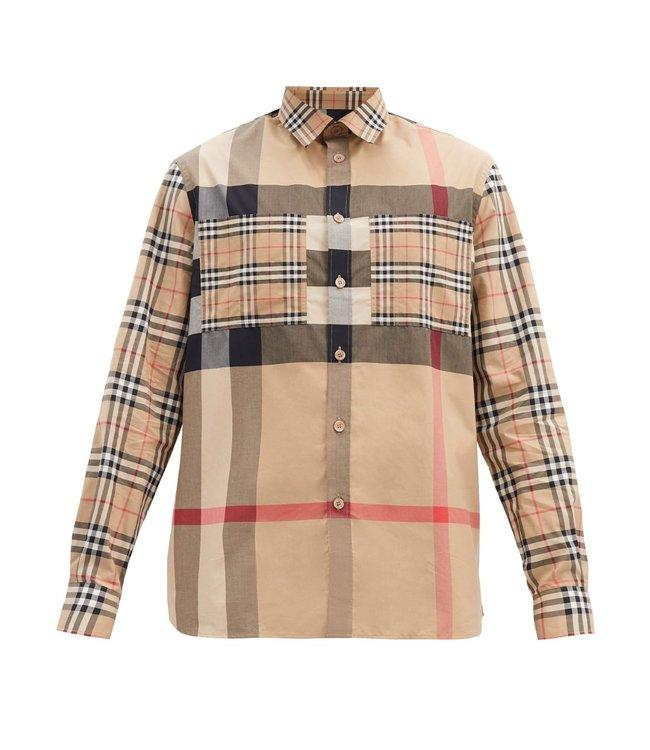 Burberry Burberry : Shirt M Tisford