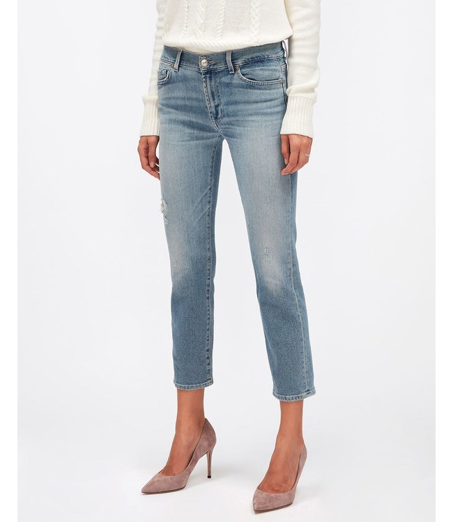 7 For All Mankind 7 for all man kind : Roxanne Ankle Luxe Vintage Skywalk
